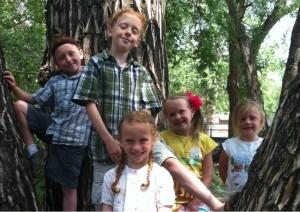 My Beautiful Grandchildren