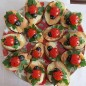 Lady Bug Snacks – Fun Hors d'oeuvres for Your Summer Parties